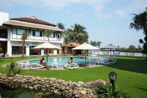 VianPool Kích thước và độ sâu hồ bơi gia đình, hồ bơi biệt thự nên làm