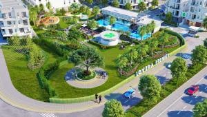 VianPool Hồ bơi Club House khu dân cư Lovera premie