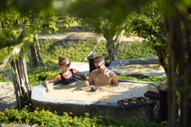 3 địa điểm tắm bùn khoáng nhất định phải trải nghiệm khi tới Nha Trang: Vừa hồi phục sức khỏe, vừa thư giãn tinh thần và làm đẹp  - Ảnh 10.