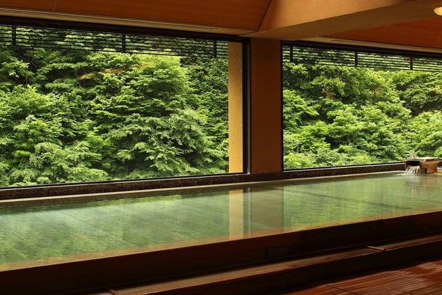 Ngâm mình trong những onsen nằm sâu giữa dãy núi Alps hùng vĩ - 3