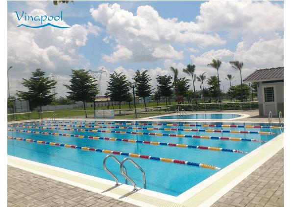 Dây Phao hồ bơi