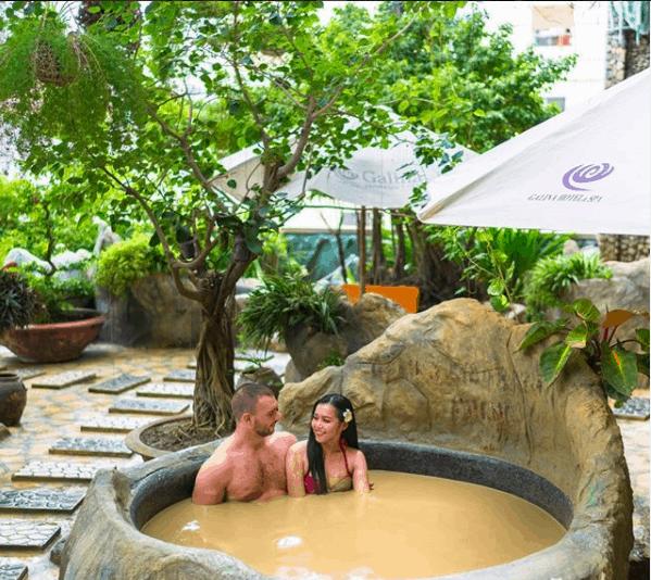 3 địa điểm tắm bùn khoáng nhất định phải trải nghiệm khi tới Nha Trang: Vừa hồi phục sức khỏe, vừa thư giãn tinh thần và làm đẹp  - Ảnh 7.