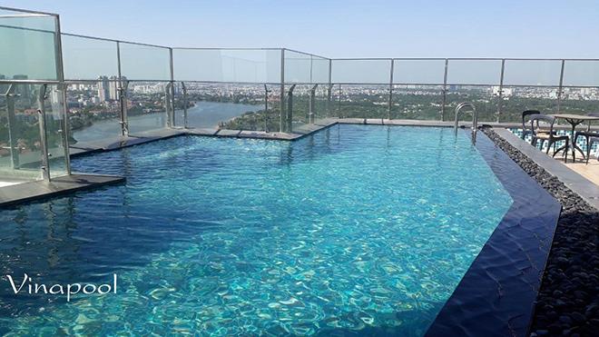 Tận hưởng cuộc sống hiện đại với không gian tiện ích hồ bơi và hồ Jacuzzi - 6