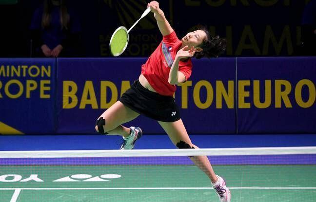 Qi Xuefei là tay vợt đang xếp hạng 41 thế giới.