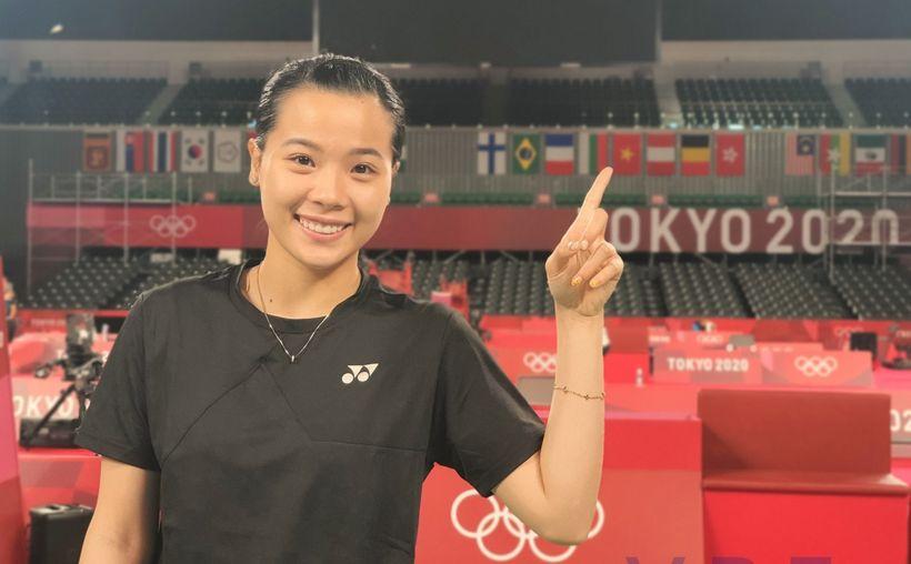 Nguyễn Thùy Linh là tay vợt cầu lông nữ số 1 Việt Nam.