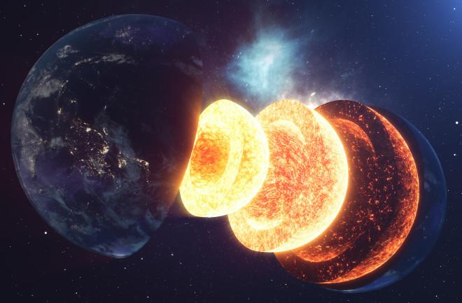 Phát hiện ra lớp vỏ thứ 5 của Trái Đất, có thể khiến giới khoa học viết lại sách Địa lý - Ảnh 1.
